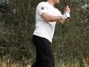 © Stella Pictures, Stockholm, Sverige,  Foto: Stefan Sˆderstrˆm/Stella Pictures    Fotbollspelare spelar golf pUllna Golfbana, han deltog i Christos Masters.