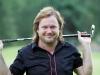 © Stella Pictures, Stockholm, Sverige,  Foto: Stefan Sˆderstrˆm/Stella Pictures    Tommy Ekman spelar golf pUllna Golfbana, han deltog i Christos Masters.